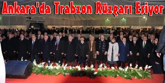 Trabzon'lular Ankara'ya Sığmadı