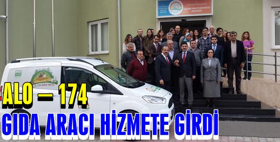 """Trabzon'da """"Alo Gıda Şikayet Hattı"""" Kuruldu"""