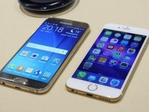 Galaxy S6 Ve İphone 6 Karşılaştırması