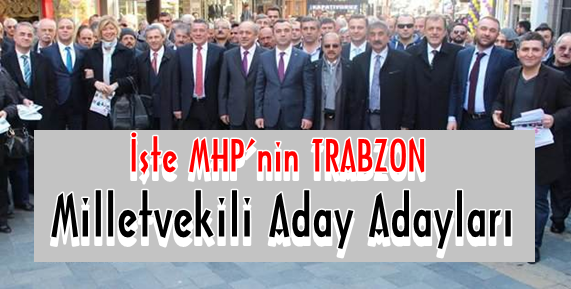 Teşkilat Milletvekili aday adayları ile Toplandı.