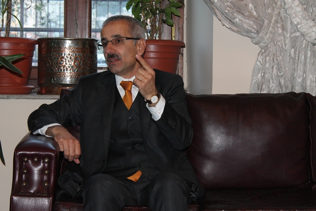 Ak Parti Trabzon Milletvekili Aday Adayı Abdulkadir URALOĞLU