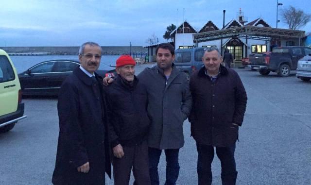 Balık Denilince,  Hamsi Denilince Akla İlk Gelen Karadeniz'dir, Trabzon'dur,