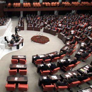 Dokunulmazlık Dosyası Meclis'te