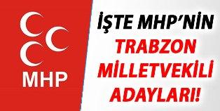 Adaylar Netleşti..