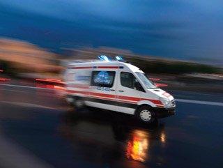 Genç Kız öldü Arkadaşı İse Ağır Yaralı