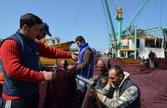 Balıkçılar İçin Av Sezonu Sona Erdi