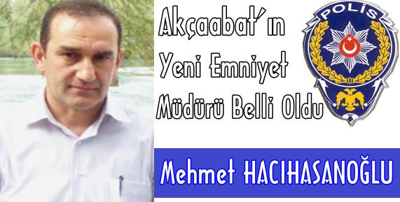 Trabzon Emniyetinden Akçaabat'a Atandı