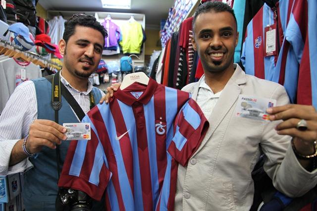 Medineli İki Genç Trabzonspor Fanatiği Çıktı