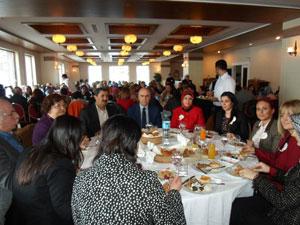 Ak Parti Trabzon Kadın Kolları