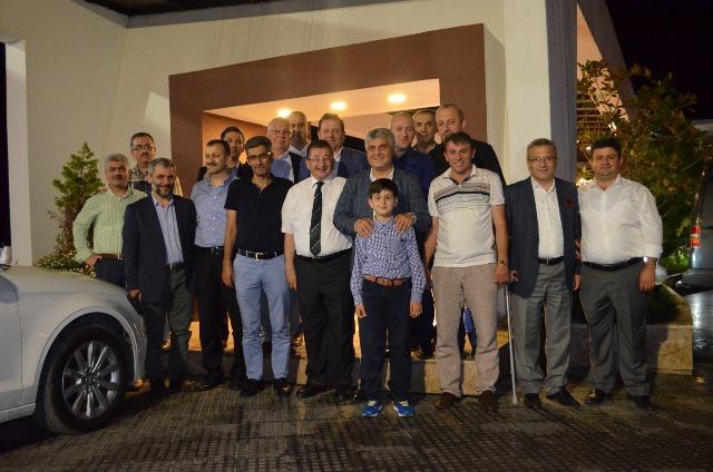 Milletvekili Dr. Adnan Günnar, Akçaabat'ta İftar Yemeği Düzenledi