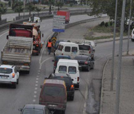 Trabzon'daki Küçük Kaza Faciaya Sebep Oldu