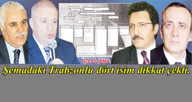 şemadaki 4 Trabzonlu İsim Dikkat Çekti