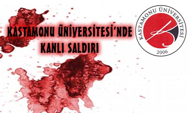 Kastamonu Üniversitesi ' nde Silahlı Saldırı