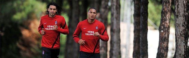Colman ve Henrique Kampa Katıldı