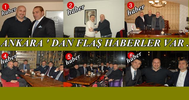 Ankara ' da Trabzon ' u Konuştuk