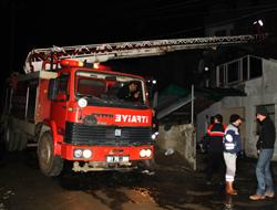 Trabzon İtfaiyesi 819 Yangına Müdahale Etti