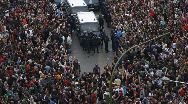 57 Kentte Halk Sokaklara Döküldü