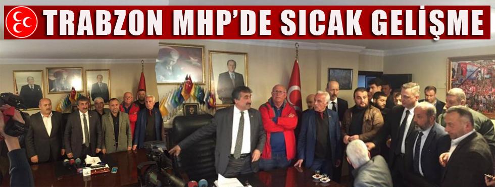 Trabzon MHP'de Sıcak Gelişme!
