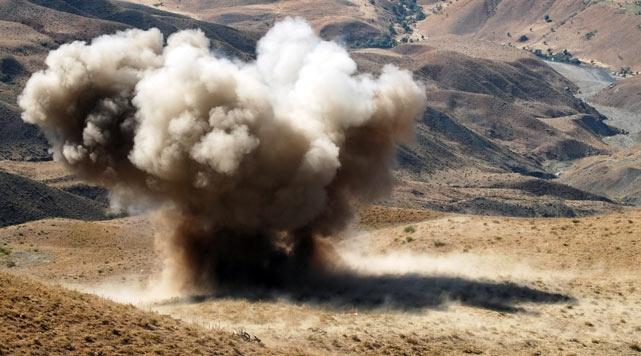 Şırnak'ta Mayın Tuzağı: 1 Ölü
