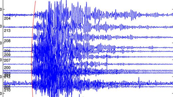 Karadeniz'de 4,5 Büyüklüğünde Bir Deprem Meydana Geldi