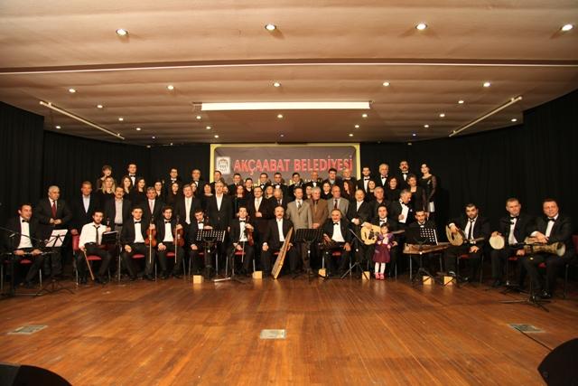 TSM Korosu 150.Konserini Verdi.