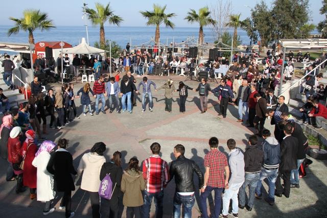 Geniş Güvenlik Altında Nevruz'u Kutladık.