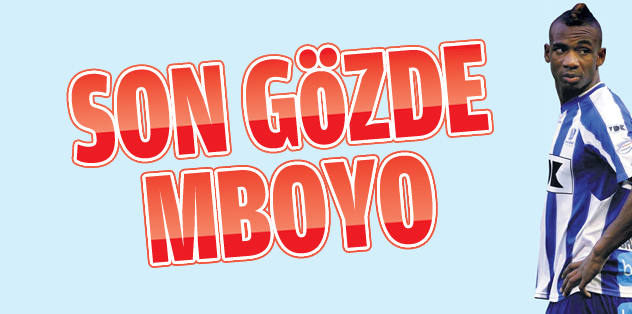 Trabzonspor Transferde İlombe Mboyo'ya göz dikti