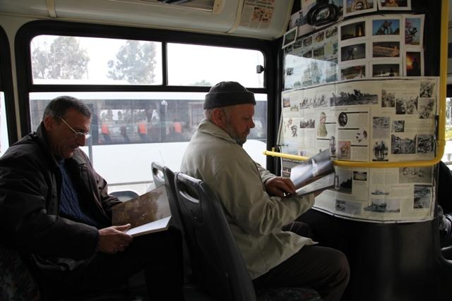 Türkiye'de Bir İlk Akçaabat'ta.Bu Otobüste Çanakkale Geçilmez.
