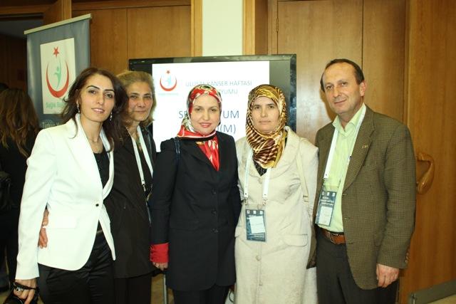 Trabzon Umut Ve Savaşım Derneği'ne Anlamlı Ödül