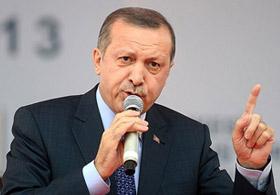 Başbakan Erdoğan Marmara Bölgesi Vekilleriyle Buluştu