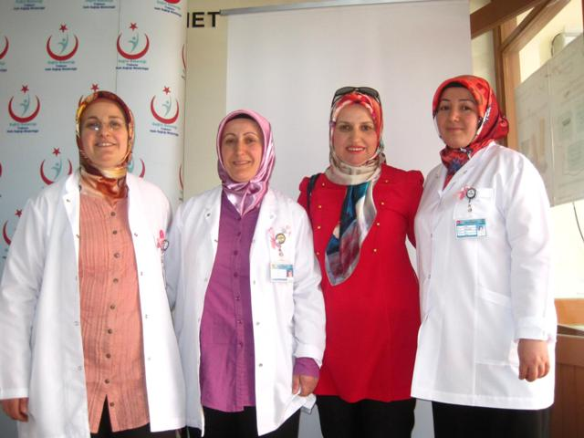 Dr.Nimet Baki Meme Kanseri Taramalarına Devam Ediyor.