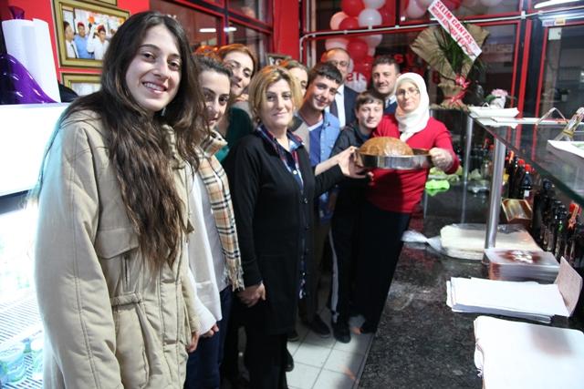 Akçaabat'ta Çiğ Köfte Şubelerinin Açılışları Devam Ediyor