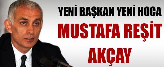 Trabzonspor'un Başına Mustafa Reşit Akçay Gelecek
