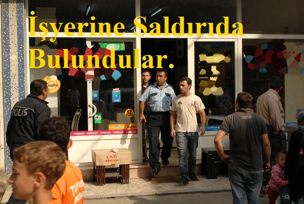 SALDIRININ İSMİ EŞKİYALIK