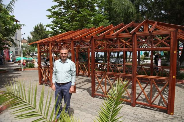 Aziz Babuşçu'dan Darıca Belediyesine Jest