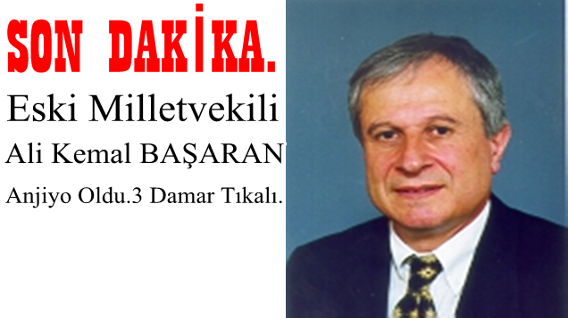 Ankara Veya İstanbul'da Baypas olacak.