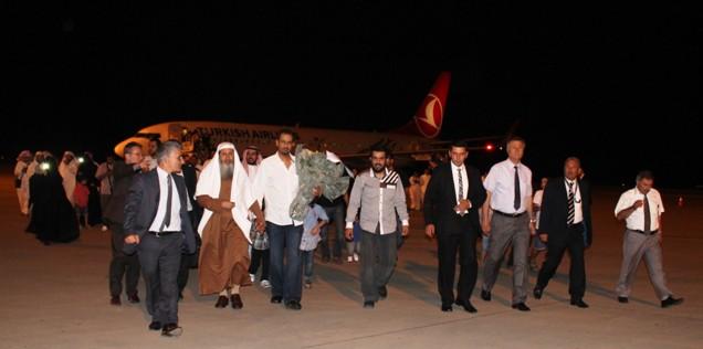 Suudi Arabistan'dan Trabzon Seferleri Başladı