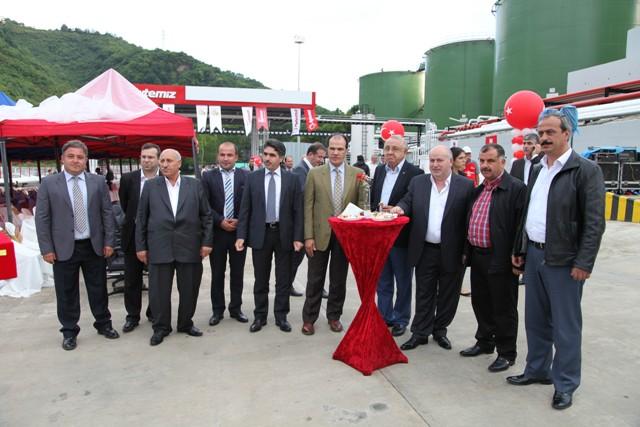 Aytemiz'den Trabzon Bölgesine Büyük Yatırım