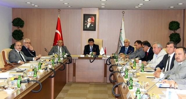 (DOKA) Yönetim Kurulu Toplantısı Trabzon'da yapıldı.