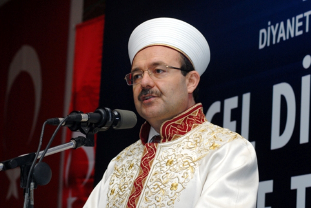 Tüm İslam Aleminin Berat Kandili Mübarek Olsun