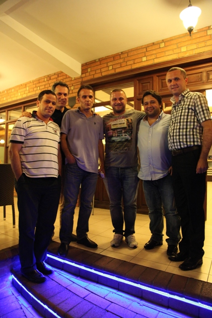 Mehmet Kazancıoğlu,Babasının İftar Yemeği Geleneğini Devam Ettiriyor