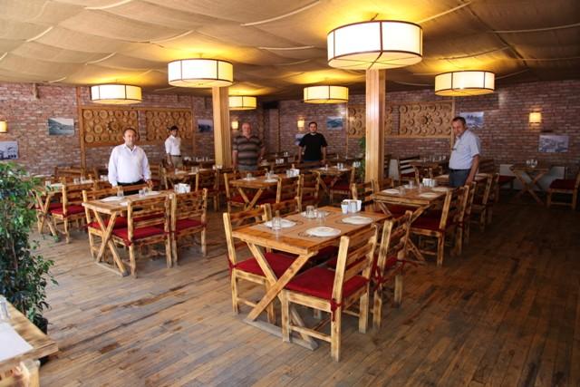 Ankara Anıttepe'de 5 Yıldızlı Karadeniz Mutfağı.