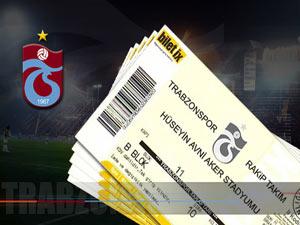Trabzonspor Biletleri Satışta...