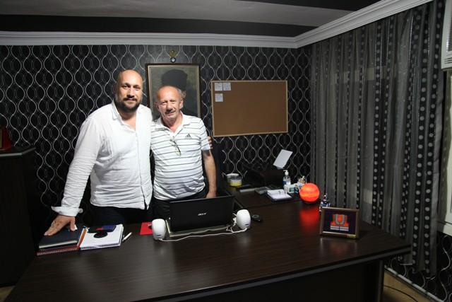 Bizim Temel'den Büromuza Ziyaret