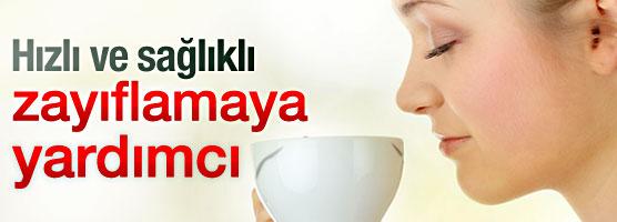 Dokuzlu Zayıflama Çayı ile Sağlıklı Kilo Verdi!