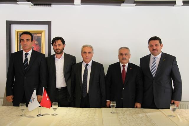 Haydar Dulkadiroğlu'nun Basın Toplantısı