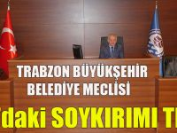 Trabzon Büyükşehir Belediye Meclisi Arakan'daki Soykırımı Telin Etti
