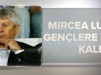 Lucescu Trabzonsporlu Gençlere Hayran Kaldı.