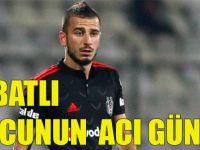Beşiktaş'ta Forma Giyen Akçaabatlı Yıldız Futbolcunun Acı Günü