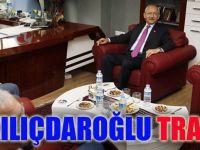 CHP Genel Başkanı Kemal Kılıçdaroğlu Trabzon'da.